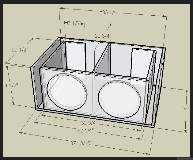 Images of Speaker Box Calculator - #rock-cafe