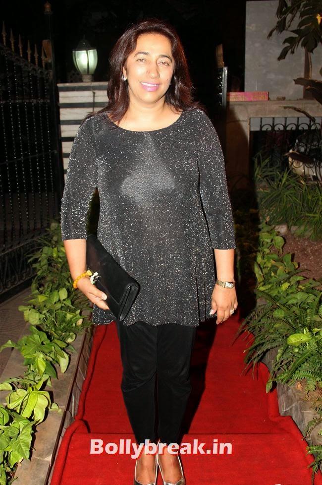 Anu Ranjan, Celebs at Opening of Mayyur Girotra Couture