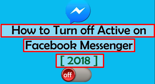 Sign Off Facebook Messenger App