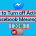 How Do I Get Rid Of Messenger On Facebook