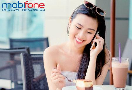 Thoải mái gọi điện với khuyến mãi của Mobifone