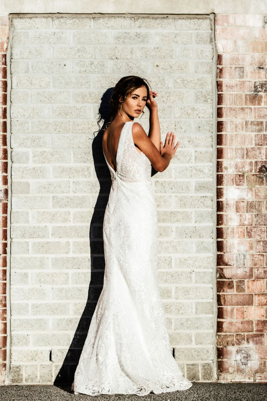 yokos photography bridal gown australia designer brisbane weddings
