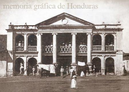 Historia de honduras las casas presidenciales de honduras for Creador de casas