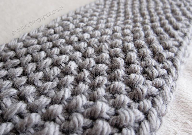 Lovely Yarn Escapes Detangling Seed Stitch Vs Moss Stitch