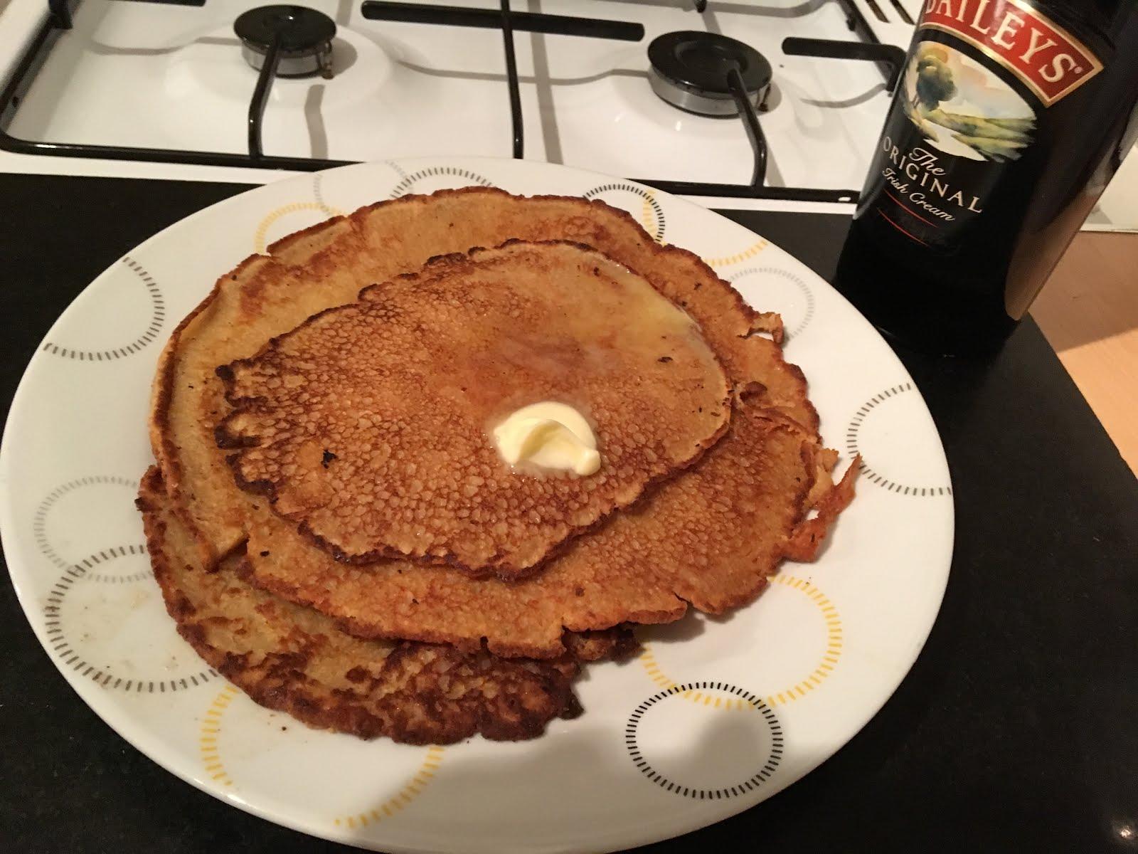 Pancake Making with @Baileys_GB #dontmindifibaileys #sp