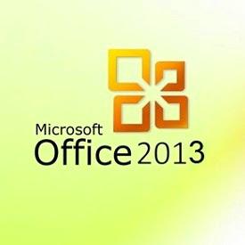 Tips Trik Cara Aktifasi Mikrosoft Office Propesional Plus 2013 Full Version