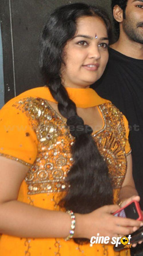 Indian Cinema Actress Tamil Serial Actress Anu Mohan -3504