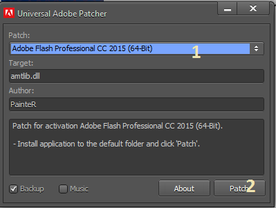 Adobe Flash Professional CC 2015 Full Crack