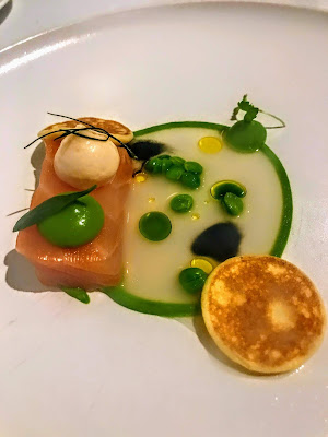 Chapter One - Michelin Star Irish Restaurant