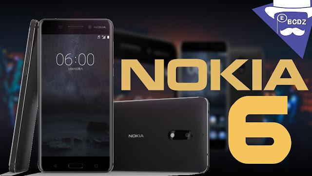 هاتف نوكيا 6 - Nokia 6