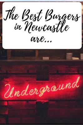 The Best Burgers in Newcastle are Underground