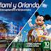 Miami - Orlando y Crucero Royal Caribbean