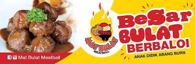 Mat Bulat Meatball | Besar Bulat Memang Sedap | Mydin MITC