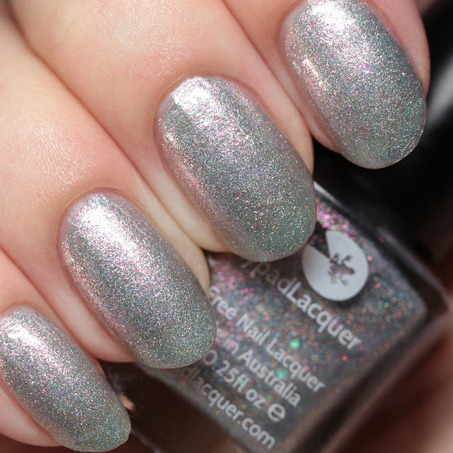 Lilypad Lacquer Sweet As Sugar