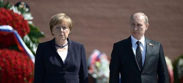 Merkels Botschaft: Wer mich kritisiert, ist ein - womöglich von Russland gesteuerter - Staatfeind!