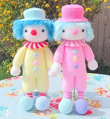 My Crochet Doll by Isabelle Kessedjian – Crochet Book Review – Tin ... | 398x367
