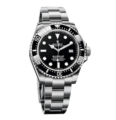 Photo of Rolex Sea-Dweller 4000 (photo: Rolex)