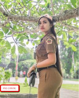 PNS Cantik &Sexy Asal Bali