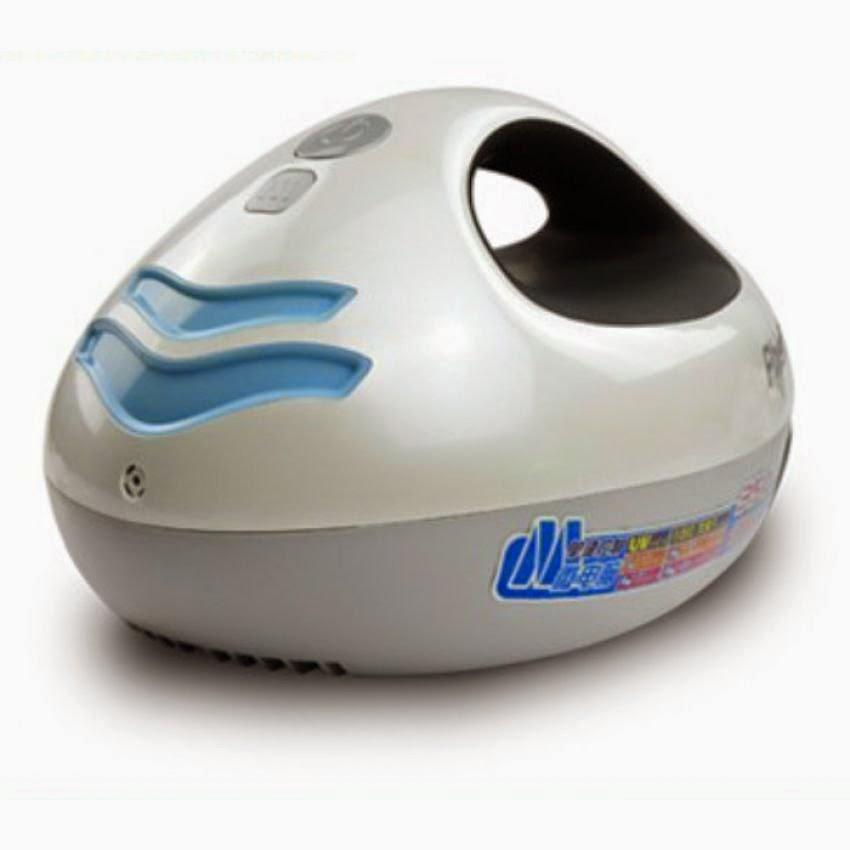 Vacuum bed vibrator