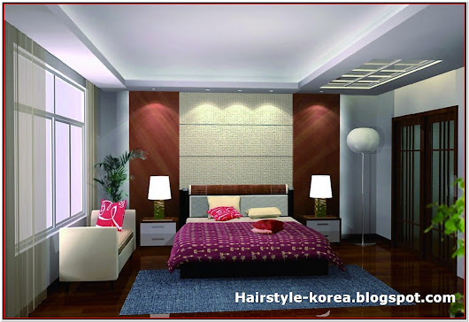 Best korean inspired girl style bedroom designs furniture 2017