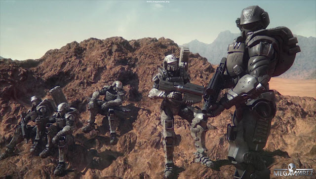 Starship Troopers Traitor of Mars 2017 imagenes