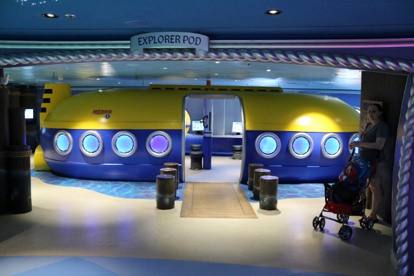 One Thing That Truly Sets Disney Cruise Line Apart From Others Is The Fact Its While There May Be Great Food And Fun Activities Aboard Other