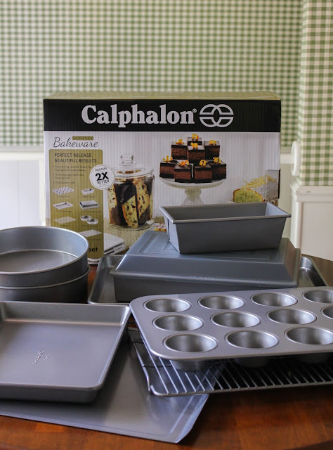 One Bowl Salted Espresso Brownies Calphalon Bakeware