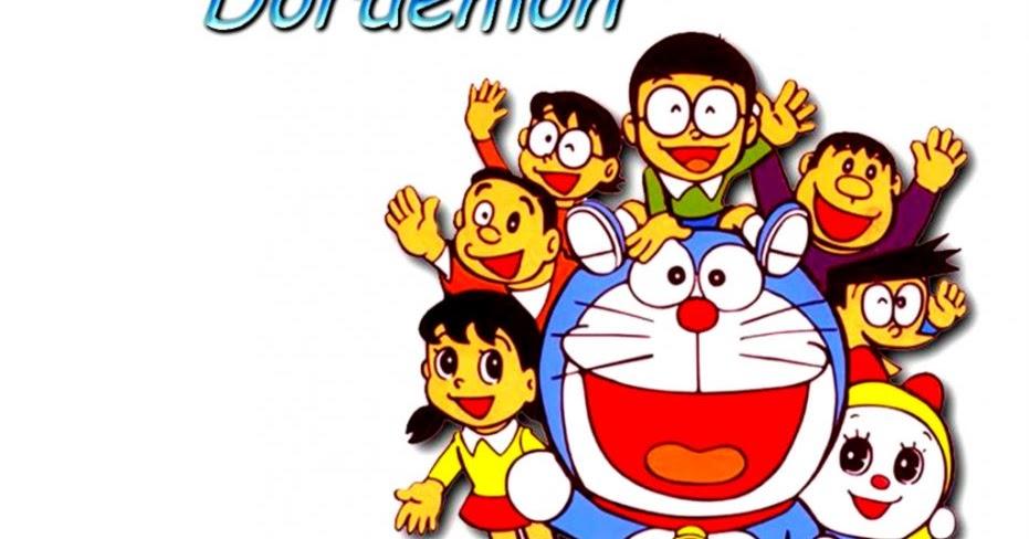 Doraemon Cartoon Wallpaper Hd