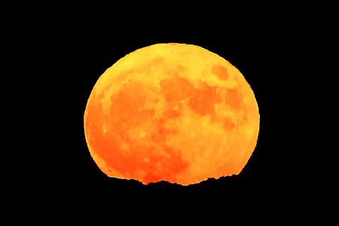 Supermoon On Sunday And Record-Breaking Earthquake In Delaware