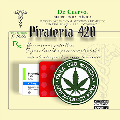 E Pills - Pirateria 420
