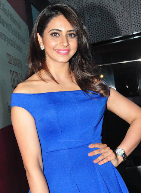 Rakul Preet Singh Wants To Team Up With Rajamouli