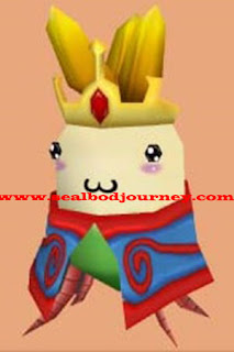 Little Prince Moo Moo Seal Online BoD