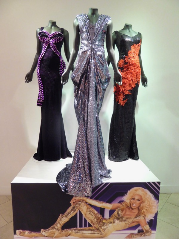 RuPauls Drag Race judging gowns