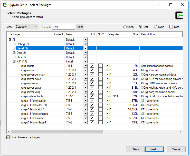 GoJimmyPi: WSL GUI - Using Cygwin X-Server for Graphical Interface