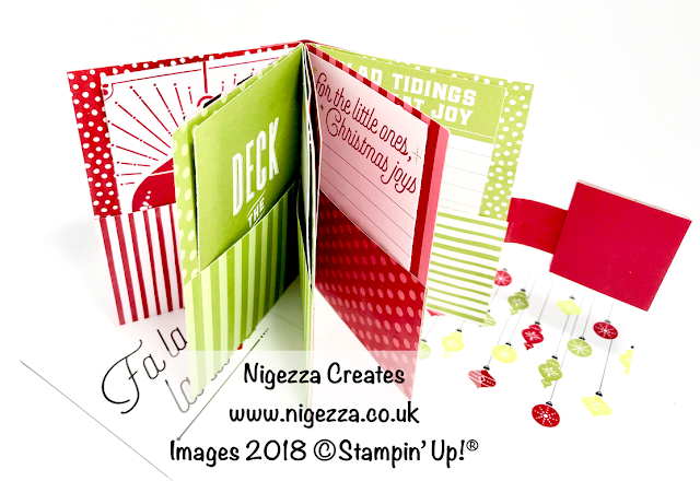 #stampinforall Design Team Mini Album Challenge Entries