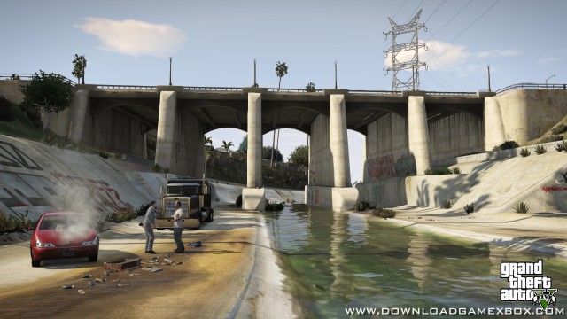 Grand Theft Auto V [Region Free][ISO] - Download Game Xbox