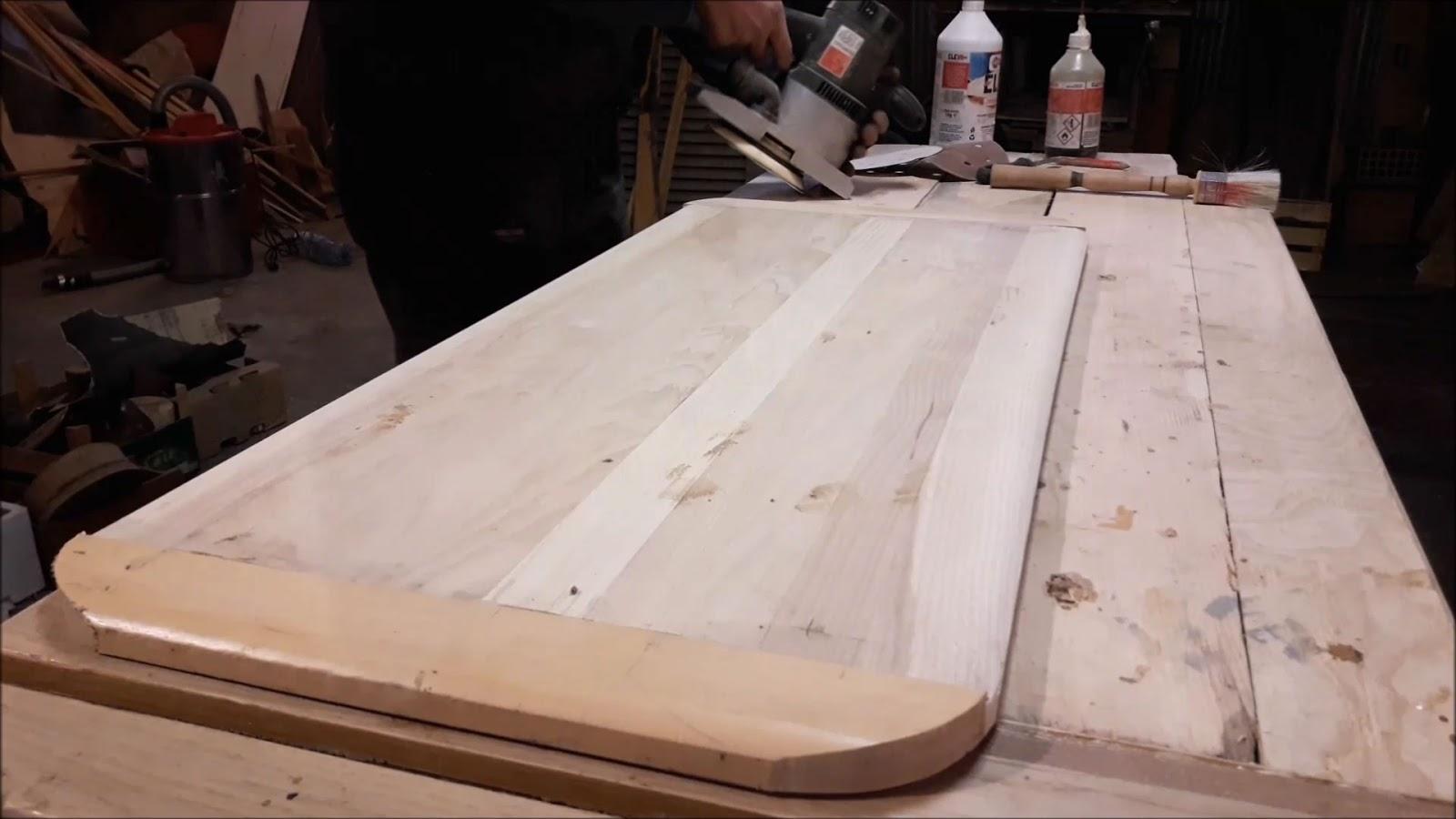 Tavolini In Legno Fai Da Te : Pietro maker artigiano fai da te video tutorial hobby
