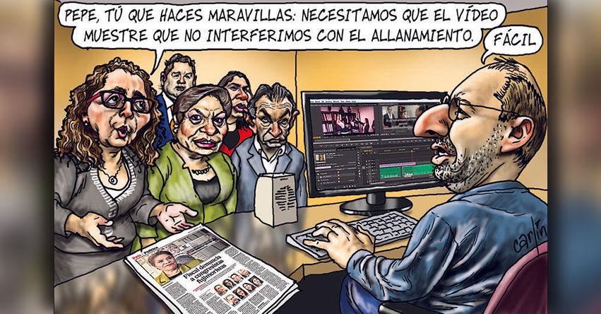 Carlincaturas Lunes 18 Diciembre 2017 - La República