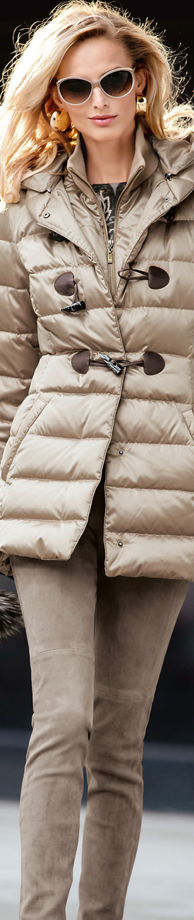 Madeleine Quilted Jacket