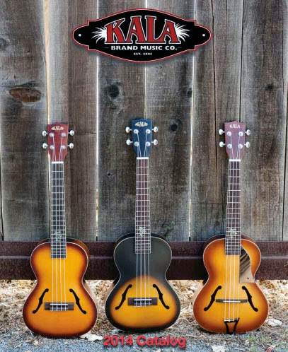 kala brand ukulele catalogues 2014 ukulele and ubass the ukulele trading co australia. Black Bedroom Furniture Sets. Home Design Ideas