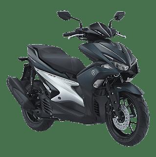 Harga Motor Yamaha Aerox VVA S-Version