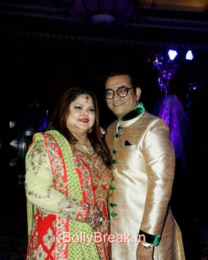 Sumati Bhattacharya, Abhijeet Bhattacharya, Singer Abhijeet Wedding Anniversary Photo Gallery