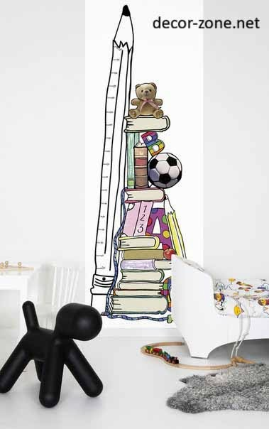 creative wall decor ideas for kids room