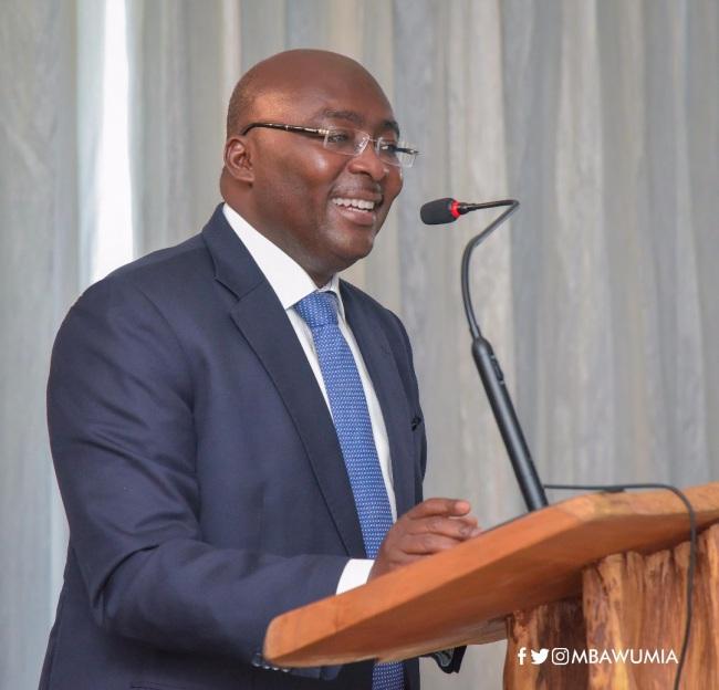 Vice President Bawumia attends 2019 World Economic Forum