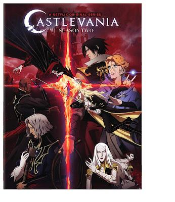 Castlevania Season 2 Dvd