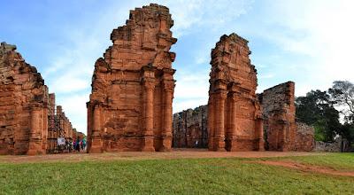 Ruinas Jesuiticas de San Ignacio Mini