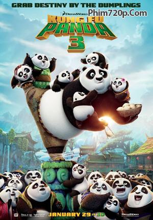 Kungfu Panda: Huyền Thoại Chiến Binh 3 - Kung Fu Panda 3