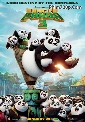Kungfu Panda: Huyền Thoại Chiến Binh 3