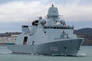 Frigate HDMS Peter Willemoes F-362 (Iver Huitfeldt-Class)
