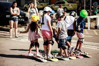 Shopping Jardim Guadalupe realiza o 'Skate Camp 2018' em parceria com o projeto Briza